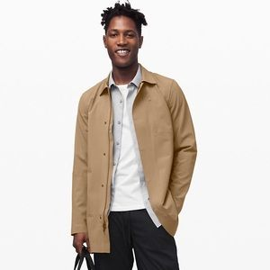 Lululemon Drivers Coat - tan